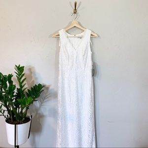NEW Simply Lilianna White Lace Wedding Dress